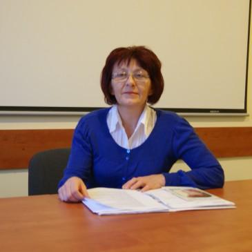 mgr Teresa Miszkiel