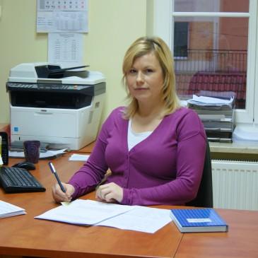 mgr Beata Kucman