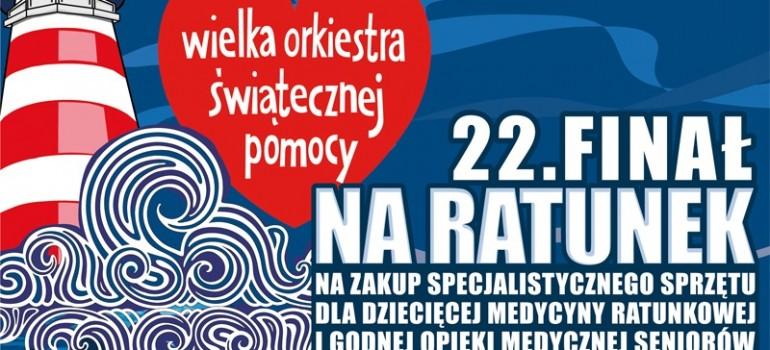 12 stycznia 2014 roku 22. Finał WOŚP!