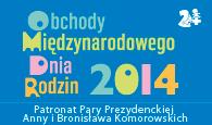 Międzynarodowy Dzień Rodzin 2014