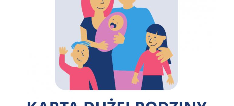 Projekt ustawy o Karcie Dużej Rodziny