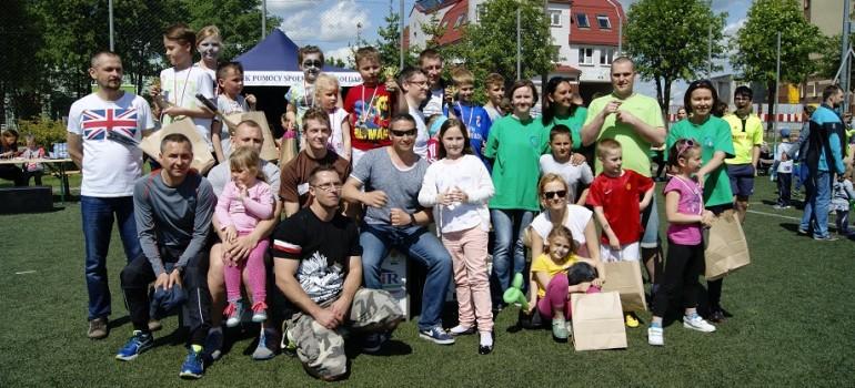 Fotorelacja- Sportowy Dzień Dziecka – Stwórz drużynę z dzieckiem