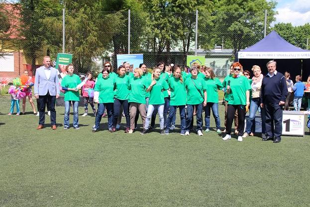Jeszcze o Sportowym Dniu Dziecka w Gołdapi