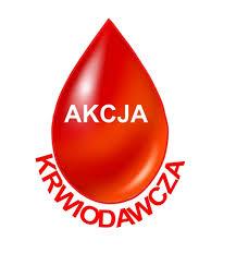 Zapraszamy na akcję krwiodawczą!!!