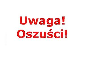 UWAGA – bardzo ważna informacja