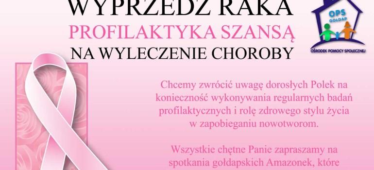 Październik Miesiącem Różowej Wstążeczki – aktualizacja