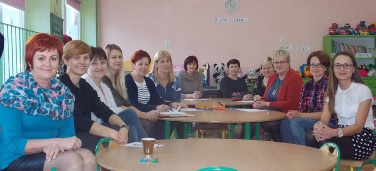 Procedura Niebieskie Karty – szkolenie dla kadry pedagogicznej Przedszkola Samorządowego w Gołdapi