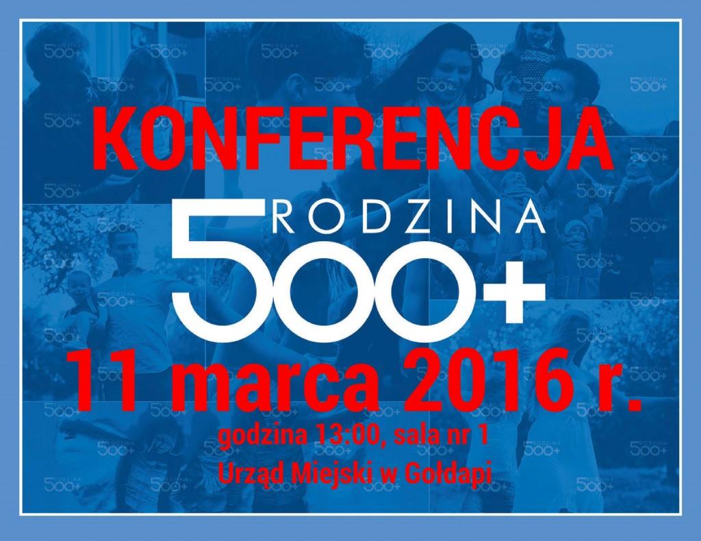 Rodzina-500-plus Gołdap