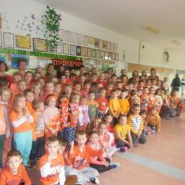 Kampania Pomarańczowej Wstążeczki w SP Nr 2