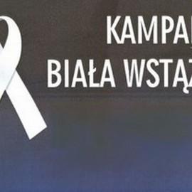 Kampania Białej Wstążki w Gołdapi