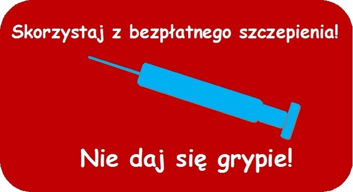 Gołdap zaszczepi seniorów przeciwko grypie!!!