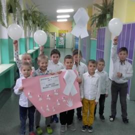Kampania Biała Wstążka w SP w Grabowie