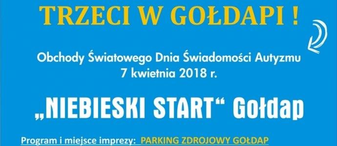Niebieski Start Gołdap