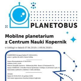 PLANETOBUS w Gołdapi