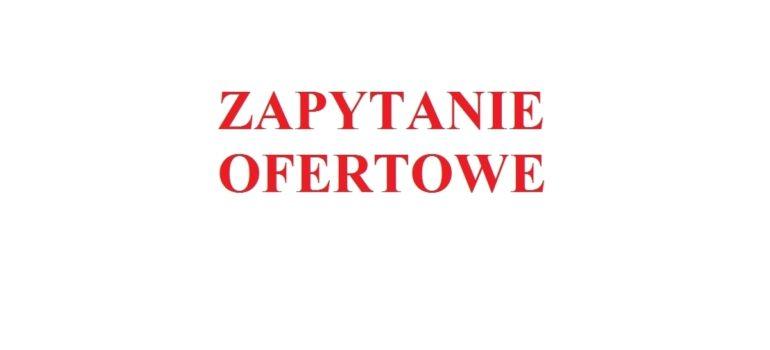 Zapytanie ofertowe OPS.230.18.2019 Garncarska wioska